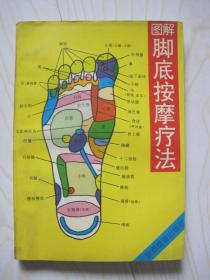 图解脚底按摩疗法