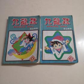 九龙珠  (合订珍藏版)3、4两本合售!