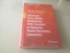 advanced pulse-width-modulation  with freedom to optimize power elctronics converters英文版(全新未拆封)现货