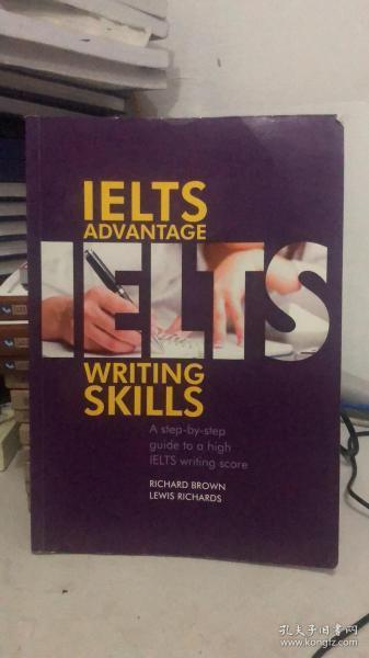 IELTS Advantage - Writing Skills  rlchard  brown  lewis  richards