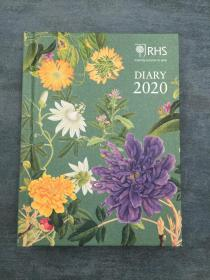 Royal Horticultural Society Pocket Diary 2020 皇家园艺学会袖珍日记2020