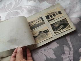 南京玄武湖老风景照片-----自制本---38张