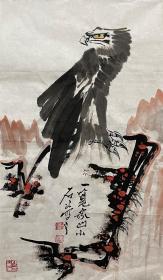 齐白石入室弟子石父刘永泰老师作品