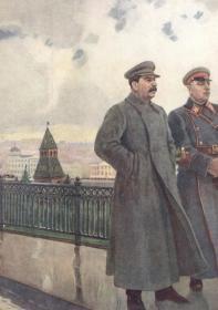 苏联画一张