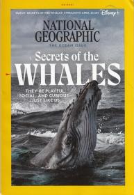 National Geographic 美国国家地理2021年5月 英文版旅游杂志