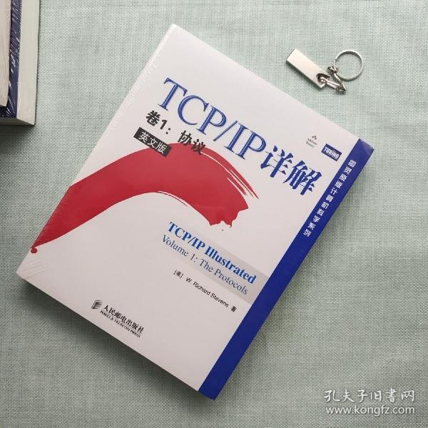 TCP/IP详解 卷1:协议(英文版):协议-TCP/IP详解-英文版