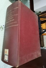 新韦氏国际英语大辞典(第三版)英文原版