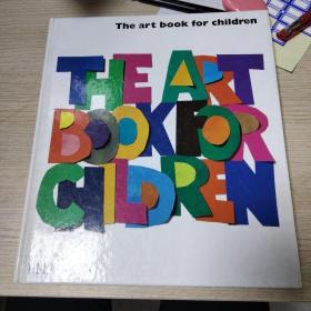 The Art Book for Children [Hardcover] 儿童艺术书 卷I(精装)