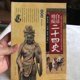 白话精编二十四史 第九卷 辽史金史元史