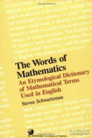 The Words Of Mathematics
