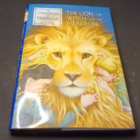 The Lion, the Witch and the Wardrobe[Hardcover] 纳尼亚传奇:狮子、女巫与魔衣橱(大卫·威斯纳插图版,精装)