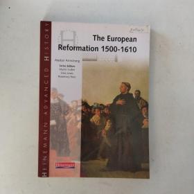 【外文原版】  European Reformation: 1500-1610 欧洲改革:1500-1610