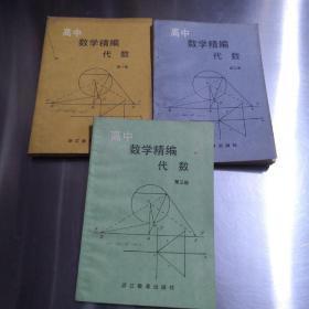 高中数学精编——代数   第123册