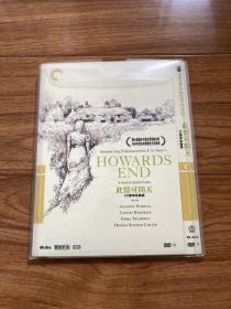 霍华德庄园(此情可问天)标准双碟收藏版 带央视国配