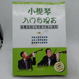 小提琴入门与提高:林耀基杨宝智教学核心课程(上中下)