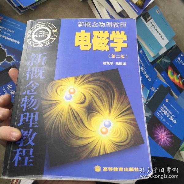 新概念物理教程 电磁学(第二版)