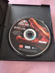 游戏光盘1张 侏罗纪公园 基因计划 奥美 汉化版