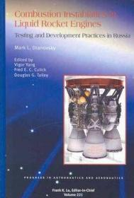 预订 Combustion Instabilities in Liquid Rocket Engines 液体火箭发动机的燃烧不稳定性,英文原版