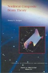 预订 Nonlinear Composite Beam Theory 非线性组合梁理论,英文原版
