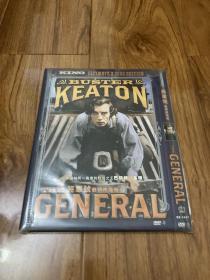 将军号 英皇DVD9 与卓别林同一高度的默片之王巴斯特·基顿