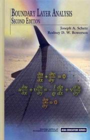 预订 Boundary Layer Analysis 边界层分析,第3版,英文原版