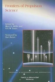 预订 Frontiers of propulsion science 推进科学前沿,英文原版