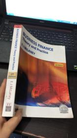 buslness flnance theory and  practice