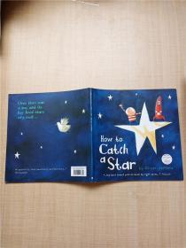 【外文原版】How to Catch a Star【书脊受损】