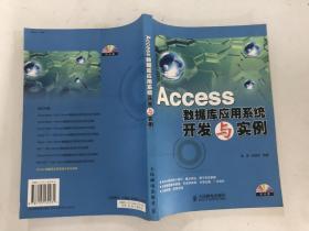 Access数据库应用系统开发与实例