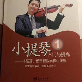 小提琴入门与提高:林耀基、杨宝智教学核心课程