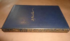 1927年Bernard Shaw– The Doctors Dilemma  萧伯纳名剧《医生之困境》(含《走入婚姻》)全羊羔皮古董善本 品上佳