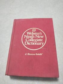 WEBSTER''S NINTH NEW COLLEGIATE DICTIONARY