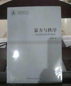 暴力与秩序:鄂南陈村的法律民族志