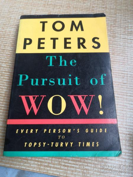 ROM  PETER  The   Pursuit  of  WOW!