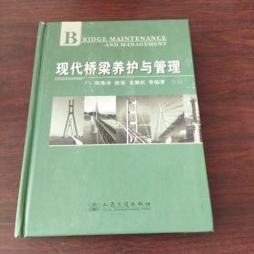 现代桥梁养护与管理(精)