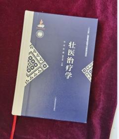 广西少数民族医药文库(第一辑)《壮医治疗学》
