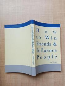 【外文原版】How to Win Friends & Influence People