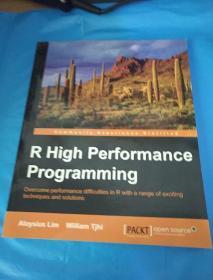 R High Performance Programming-r高性能编程