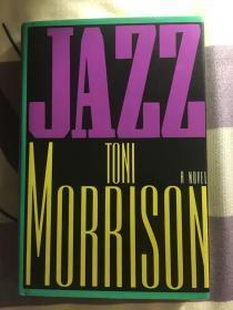 1993年诺贝尔文学奖得主 美国黑人女作家 托尼莫里森 初版小说《JAZZ》毛边签名本