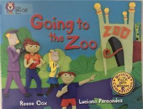 平装 Going to the Zoo 去动物园