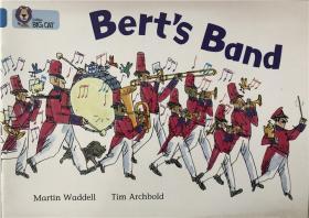 平装 Bert's Band 伯特乐队