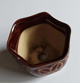 小花盆(仅供收藏,世博会上购买)