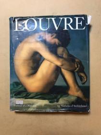 Louvre: Portrait of a Museum (Abradale Books)