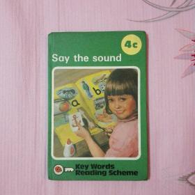 Key   Words Reading  Scheme (4c~12c)