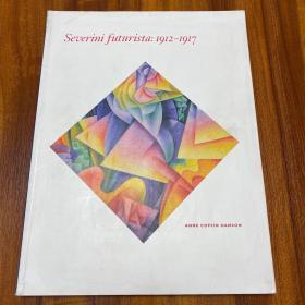 GINO SEVERINI,Severini futurista 1912-1917 吉诺·塞韦里尼的未来主义作品 1912-1917