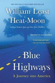 Blue Highways:A Journey into America