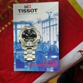 T+ TlssoT(手表公司的故事)外文版