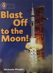 平装 Blast Off to the Moon