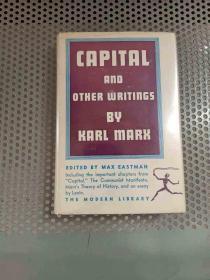 稀见1932年英文《共产党宣言马克思历史论资本论》硬精装一厚册。A3