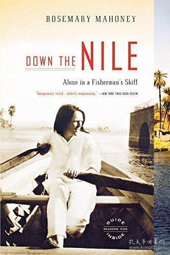 Down the Nile: Alone in a Fisherman's Skiff